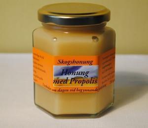 Honung med propolis, 250g