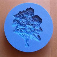 Silikonform Blomsterbukett