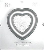 Plastform Ramme Hjerte