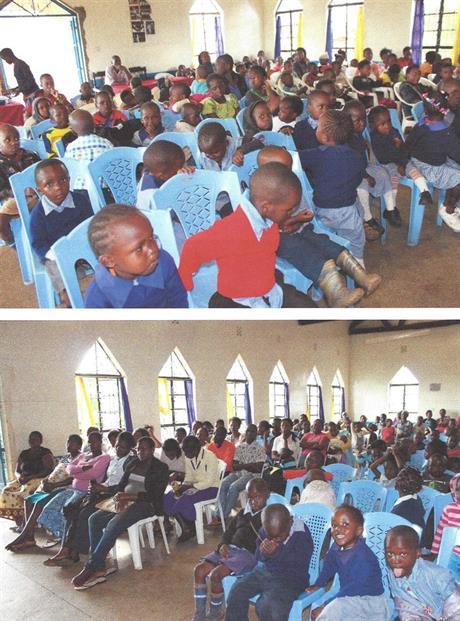 Barnen i Kibera / Children of Kibera