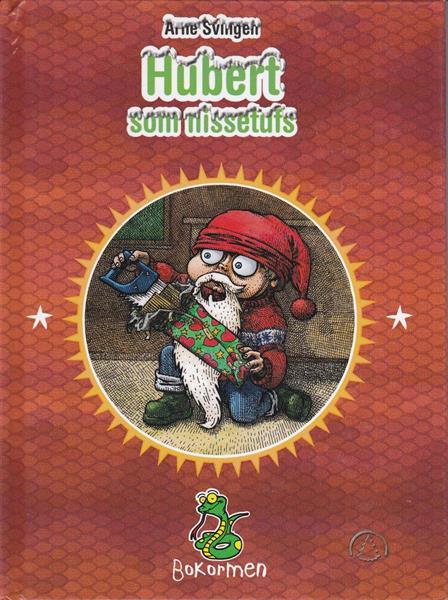 Hubert som nissetufs