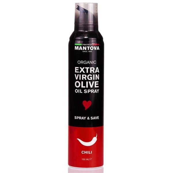 Extra Virgin Olive Oil Spray - Chili 150ml