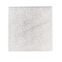 Kakebrett KVADRAT Sølv, 20cm 3mm