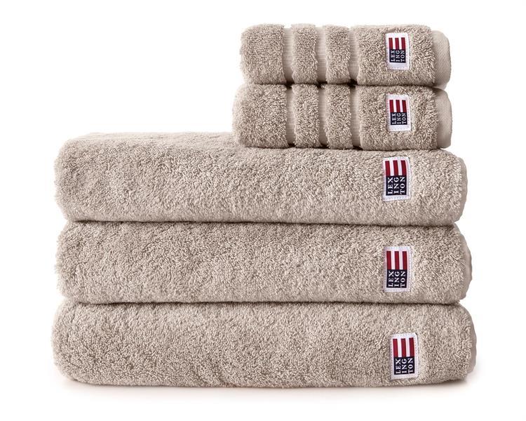 Lexington Original Bath Towel Tan, 70 x 130 cm