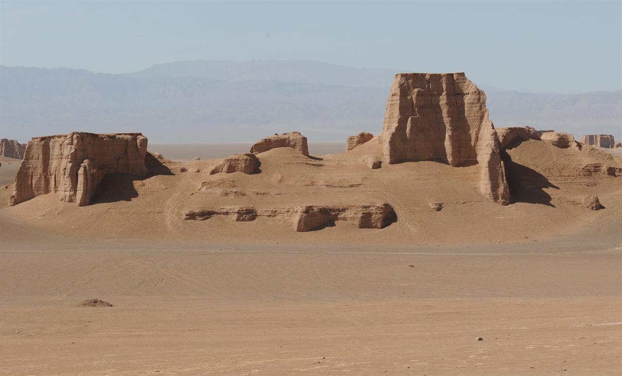 Den fryktede Lut-ørkenen