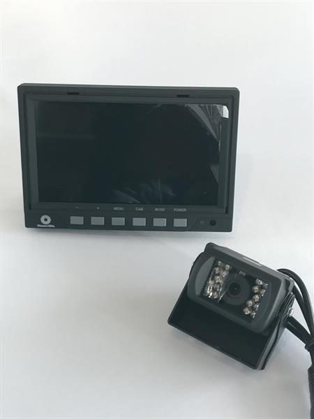 Backkamera set