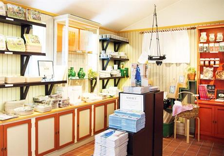 Carl Larsson-gårdens butik