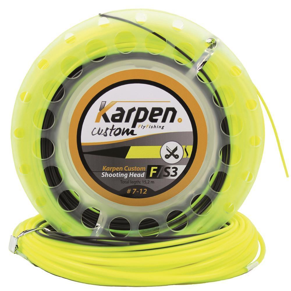 Karpen Custom Shooting Head Float/S3