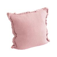 Balmuir Amalfi cushion cover w trim, 50 x 50 cm, Silver Pink