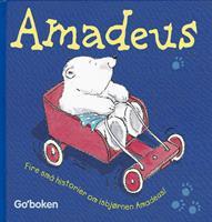 Amadeus - Fire små historier om isbjørnen Amadeus!