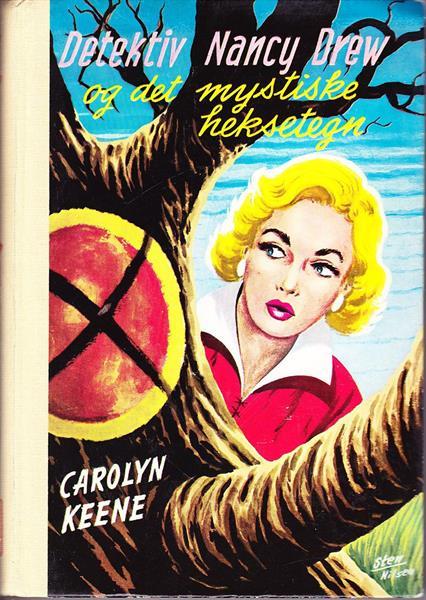 Detektiv Nancy Drew (#33) - og det mystiske hekset