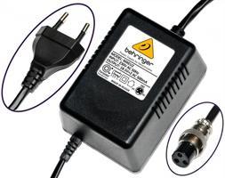 MXEU2 power behringer 2x18v / 800mA, brukt