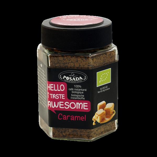La Posada Instant Caramel Øko. 50g