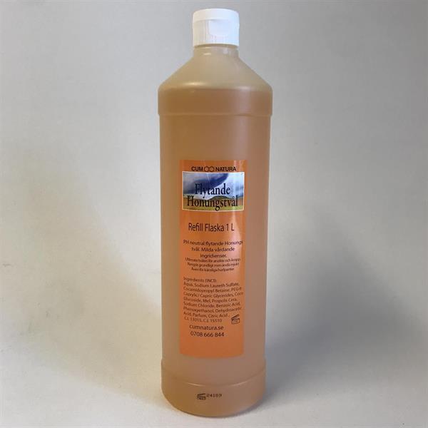 Flytande Honungstvål Refill