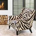 Eichholtz Chair Jenner, Zebra Print