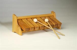 Choroi xylofoni puinen diatoninen