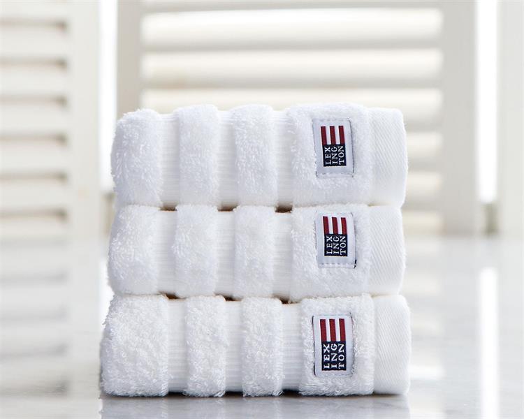 Lexington Original Hand Towel White, 30 x 50 cm