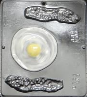 Plastform Egg og Bacon