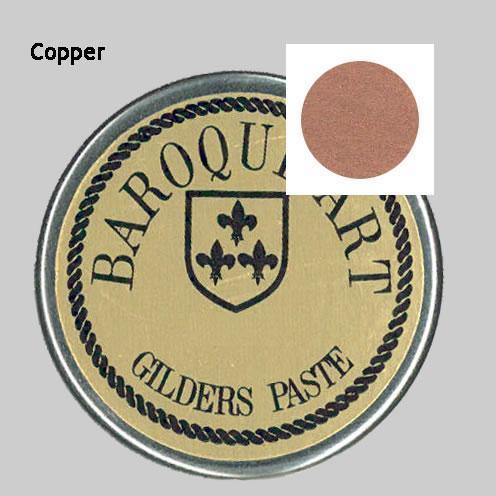 Gilders paste copper
