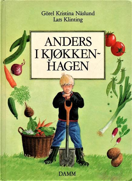 Anders i kjøkkenhagen
