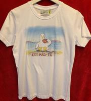 T-shirt Ett Måste M vit