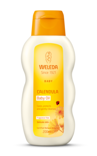 WELEDA Calendula Vartaloöljy 200 ml