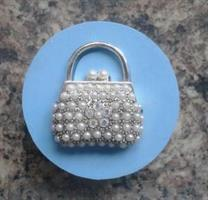 Silikonform Pearl Handbag NM