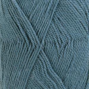 Baby Alpaca Silk Blågrå