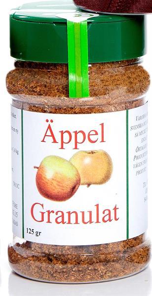Granulat Äpple 125g krydd
