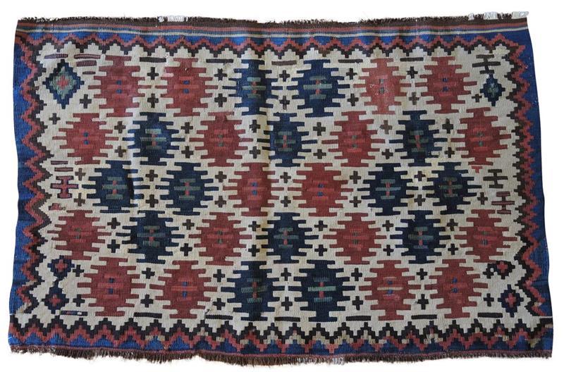 210 Shahsavan mafrash 98 x 59