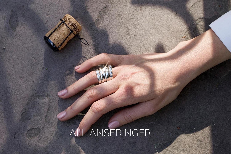 ALLIANSERINGER / Juveler MSJ