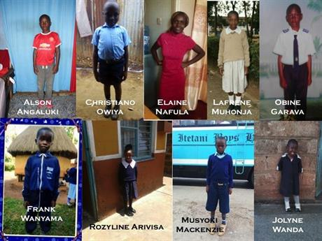Nya Kibera Föräldrar / New Kibera Parents