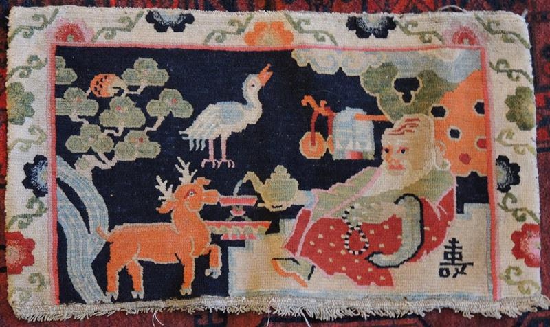 18002 Tibetansk poshti 69 x 40