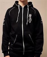 Svart hoodie, Kyokushin