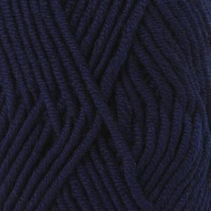 Big Merino Marineblå