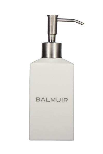 Balmuir Lugano Soap Dispenser, White