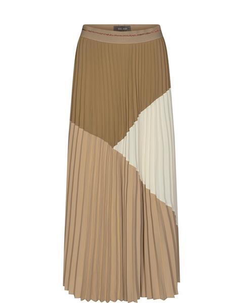 Mos Mosh Morella Plisse Skirt, Incense