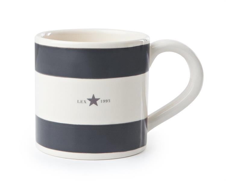 Lexington Mug, Gray