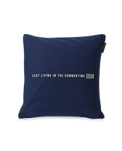Lexington Enjoy Cotton Twill Pillow Cover