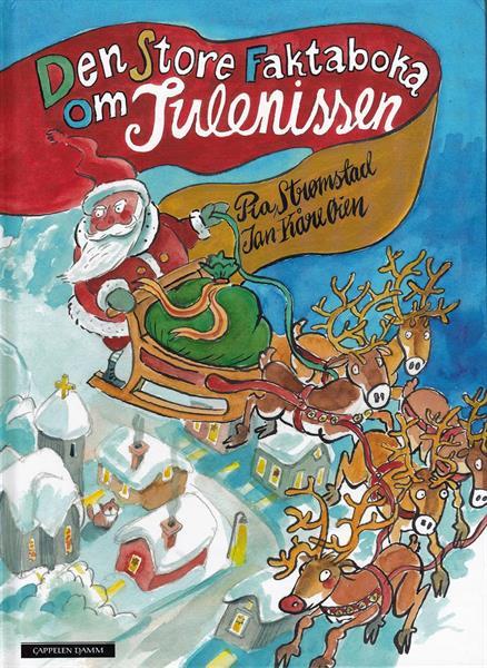 Den Store Faktaboka om Julenissen