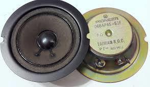 D66AP45-51F speaker diskant Pioneer, CS-557, brukt