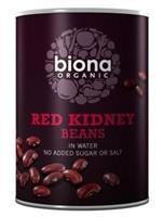 Kidneypapu, keitetty Biona 400 g, luomu