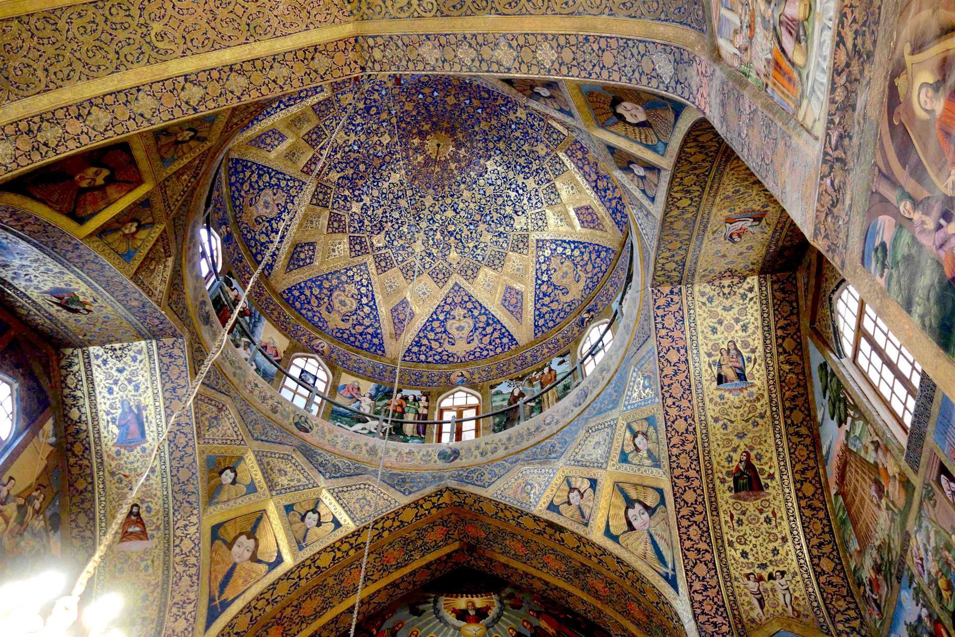 Vank-katedralen i Isfahan
