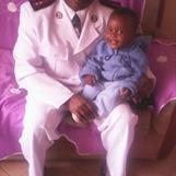 Capt Titus & Patience (14 months)