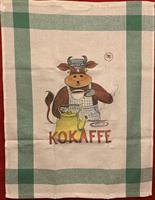 Handduk Kokaffe bomull