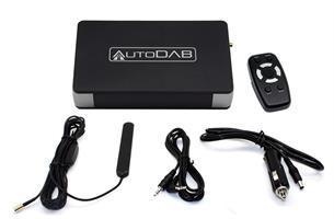 Autodab FM biladapter (V-E)