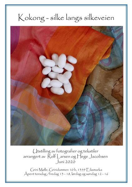 Hefte Kokong - silke langs silkeveien (PDF)