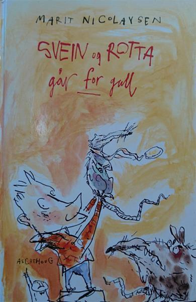 Svein og rotta går for gull