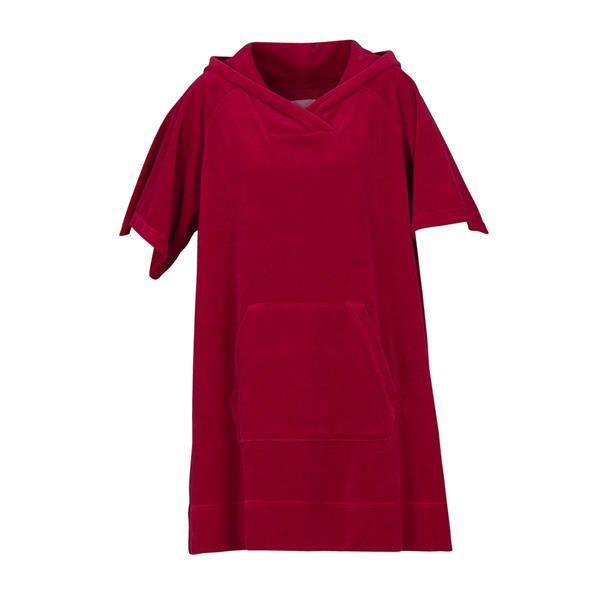 "Blue Malibu ""Velvet"" Dress, Hot Pink"