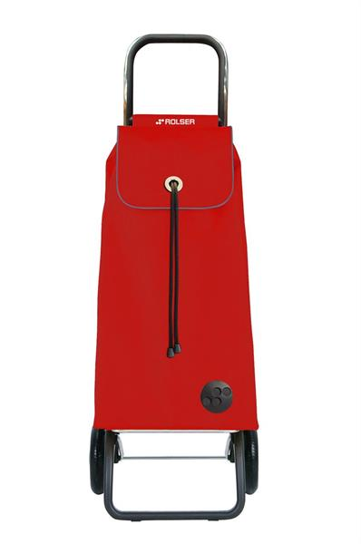 Shoppingvagn Rolser RG Logic MF rojo